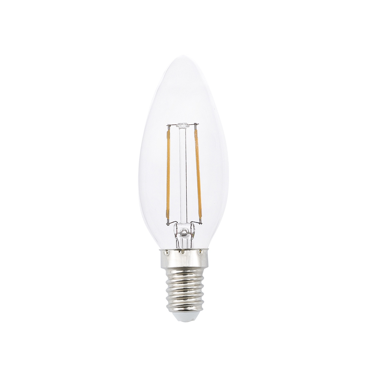 Bec LED decorativ CANDLE FILAMENT E14 LED 2W 2700K 17418 Faro Barcelona